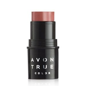 Avon Makeup - Avon True Color Be Blushed Cheek Color Golden Rose